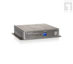 LevelOne HVE-6501R HVE-6501R HDMI over IP PoE Receiver