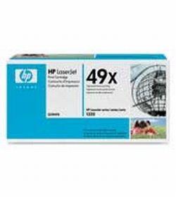 HP Toner Q5949X Schwarz (ca. 6000 Seiten)
