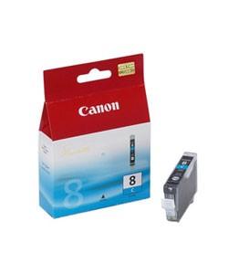 Canon Tintenpatrone CLI-8C cyan (ca. 420 Seiten)