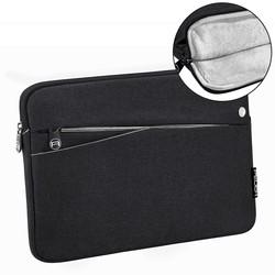 """PEDEA Tablet-Tasche """"Fashion"""" 25,7cm (10.1""""), Schwarz"""