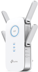 TP-Link RE650 AC2600 Dual Band WLAN Repeater für Wandmontage