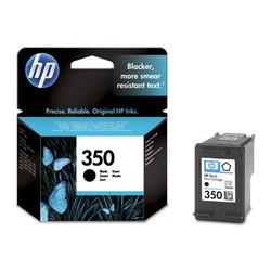 HP Tintenpatrone Nr. 350 CB335EE Schwarz (ca. 200 Seiten)