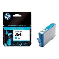 HP Tintenpatrone Nr. 364 CB318EE Cyan (ca. 300 Seiten)