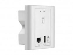 LevelOne WAP-6221 Managed Unterputz-WLAN-Access-Point