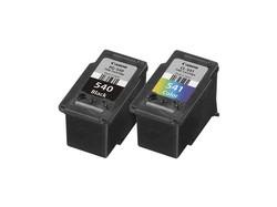 Canon Tintenpatronen PG-540/CL-541 Multipack (Schwarz/Farbe)