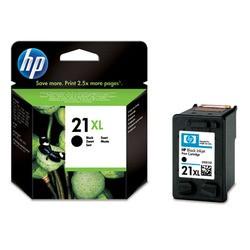HP Tintenpatrone Nr. 21 XL C9351CE Schwarz (ca. 475 Seiten)