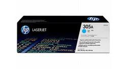 HP Toner 305A CE411A Cyan (ca. 2600 Seiten)