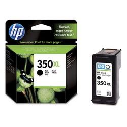 HP Tintenpatrone Nr. 350XL CB336EE Schwarz (ca. 1000 Seiten)
