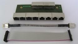 elmeg Anschlußfeld ICT880-rack/ICT880xt-rack VOIP-Gateway