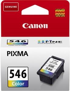 Canon Tintenpatrone CL-546 C/M/Y (ca. 180 Seiten)