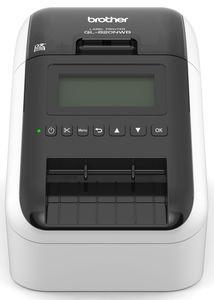 Brother QL-820NWB Etikettendrucker (mit LAN/WLAN/Bluetooth)