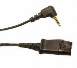 Poly Kabel 2,5mm Klinke auf QD für Alcatel/Panasonic/Gigaset