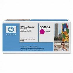 HP Toner inkl. Trommel Q6003A Magenta (ca. 2000 Seiten)