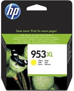 HP Tintenpatrone Nr. 953 F6U14AE Gelb (ca. 700 Seiten)