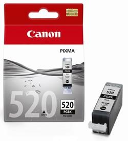 Canon Tintenpatrone PGI-520BK schwarz
