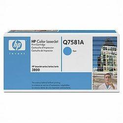 HP Toner inkl. Trommel Q7581A Cyan (ca. 6000 Seiten)