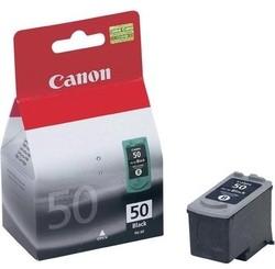 Canon Tintenpatrone PG-50 schwarz (ca. 750 Seiten)