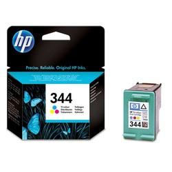 HP Tintenpatrone Nr. 344 C9363EE dreifarbig (ca. 560 Seiten)