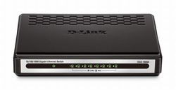 D-Link GO-SW-8G 8-Port Gigabit Easy Desktop Switch