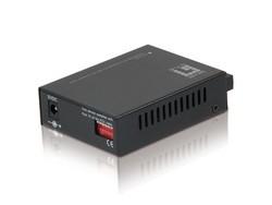 LevelOne FVT-2201 10/100BASE-TX-zu-100BASE-FX-SMF-SC-Konverter