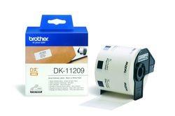 Adressetiketten DK-11209 (800 St.) weiß 29 x 62 mm