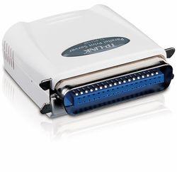 TP-Link TL-PS110P Parallelport-Fast-Ethernet-Printserver