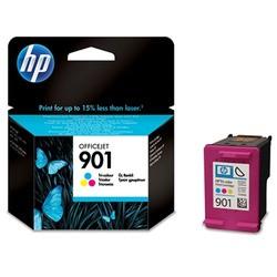 HP Tintenpatrone Nr. 901 CC656AE dreifarbig (ca. 360 Seiten)