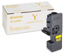 Kyocera Toner TK-5240Y Gelb (ca. 3.000 Seiten)