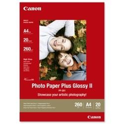 Canon Fotoglanzpapier Plus PP-201 (20 Blatt - 210x 297mm)