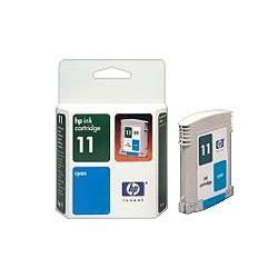 HP Tintenpatrone Nr. 11 C4836AE Cyan (ca. 2350 Seiten)