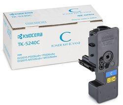 Kyocera Toner TK-5240C Cyan (ca. 3.000 Seiten)