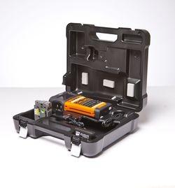 Brother P-touch E500VP Handheld Beschriftungsgerät mit Koffer