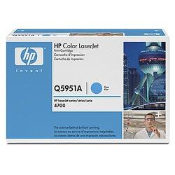 HP Toner Q5951A Cyan (ca. 10000 Seiten)