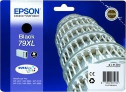 Epson Tintenpatrone 79XL T7901 Schwarz DURABrite Ultra(41,8ml)