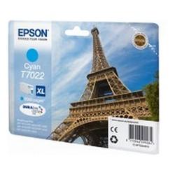 Epson Tintenpatrone T7022 Cyan XL (21,3ml)