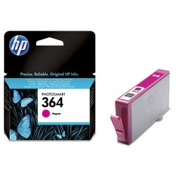 HP Tintenpatrone Nr. 364 CB319EE Magenta (ca. 300 Seiten)