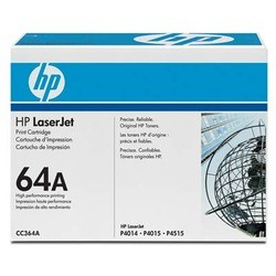 HP Toner inkl. Trommel CC364A Schwarz (ca. 10.000 Seiten)