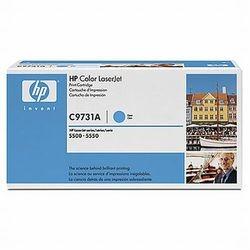 HP Toner C9731A Cyan (ca. 12.000 Seiten)