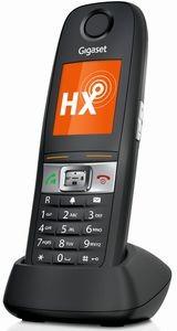 Gigaset Mobilteil E630HX schwarz (inkl. Ladeschale)