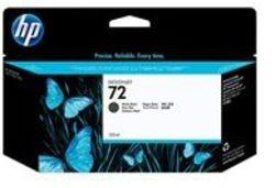HP Tintenpatrone Nr. 72 Schwarz matt Vivera (130ml)