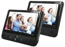 """Denver 9"""" LCD-Bildschirm mit DVD-Player MTW-984TWIN"""