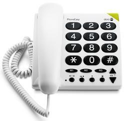 Doro PhoneEasy 311c (weiß)