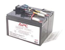 APC - Ersatzbatterie-Kit RBC48