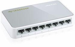 TP-Link TL-SF1008D 8-Port 10/100MBit Desktop Switch