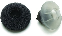 Poly Ersatz-Ohrstöpsel Größe S (3 Stk)