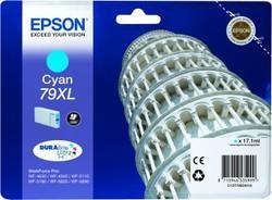 Epson Tintenpatrone 79XL T7902 Cyan DURABrite Ultra(17,1ml)