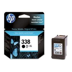 HP Tintenpatrone Nr. 338 C8765EE Schwarz (ca. 450 Seiten)