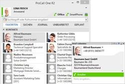 ESTOS ProCall One R2 Einzelplatzlösung 25 User