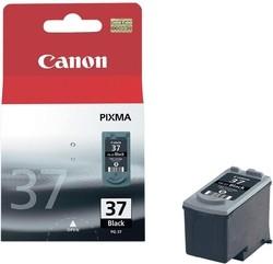 Canon Tintenpatrone PG-37 schwarz (ca. 220 Seiten)