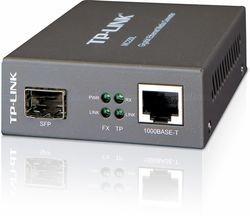 TP-Link MC220L Gigabit Ethernet Medienkonverter
